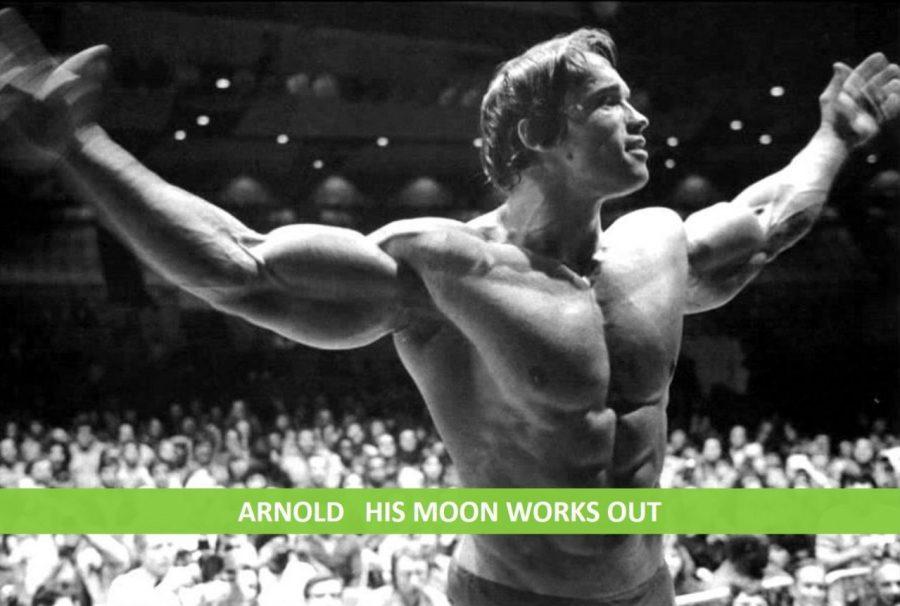 Arnold Schwarzenegger Capricorn Moon