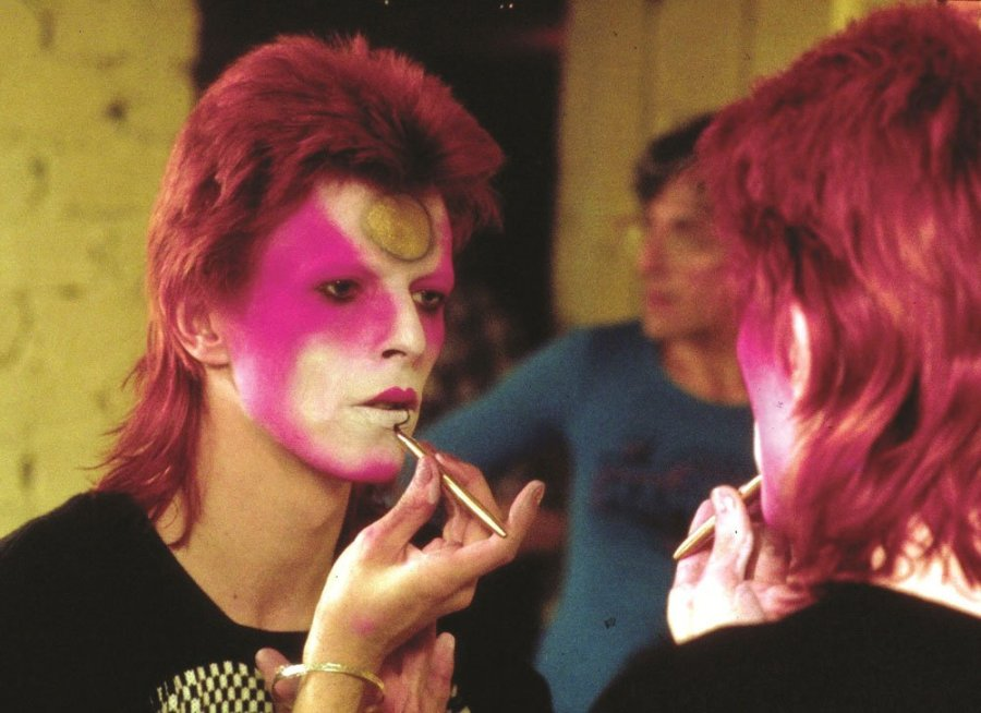 MARS SQUARE NEPTUNE: THE ZIGGY STARDUST ASPECT IN DAVID BOWIE'S NATAL CHART