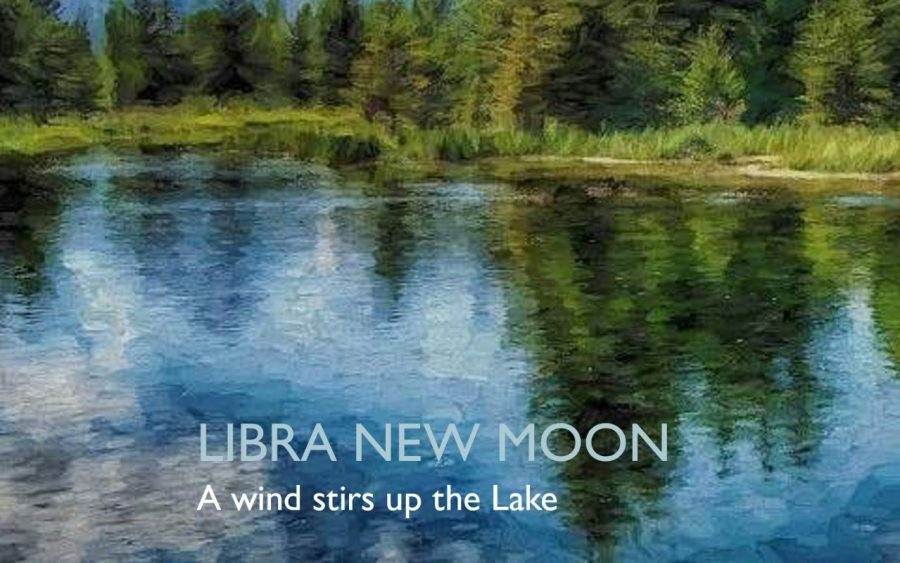 Libra New Moon 2017