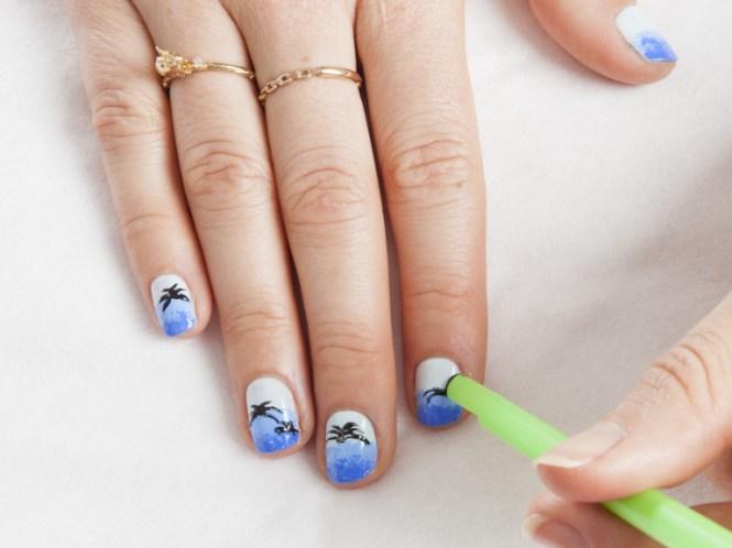 Diy Nail Art Sponge Ideas