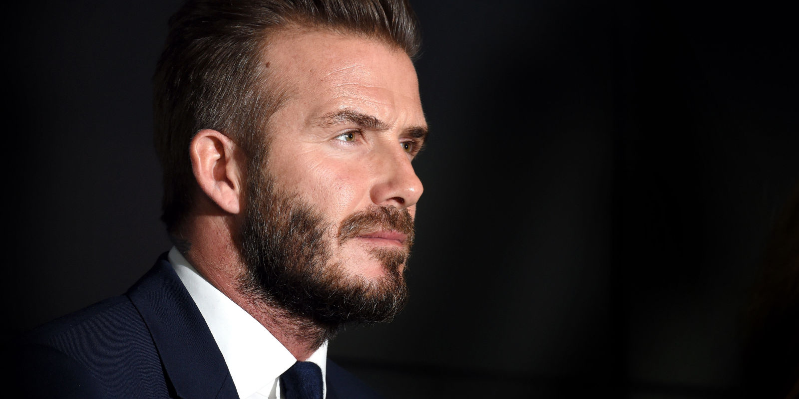 David Beckham I Like To See A Woman Before I Smell Her