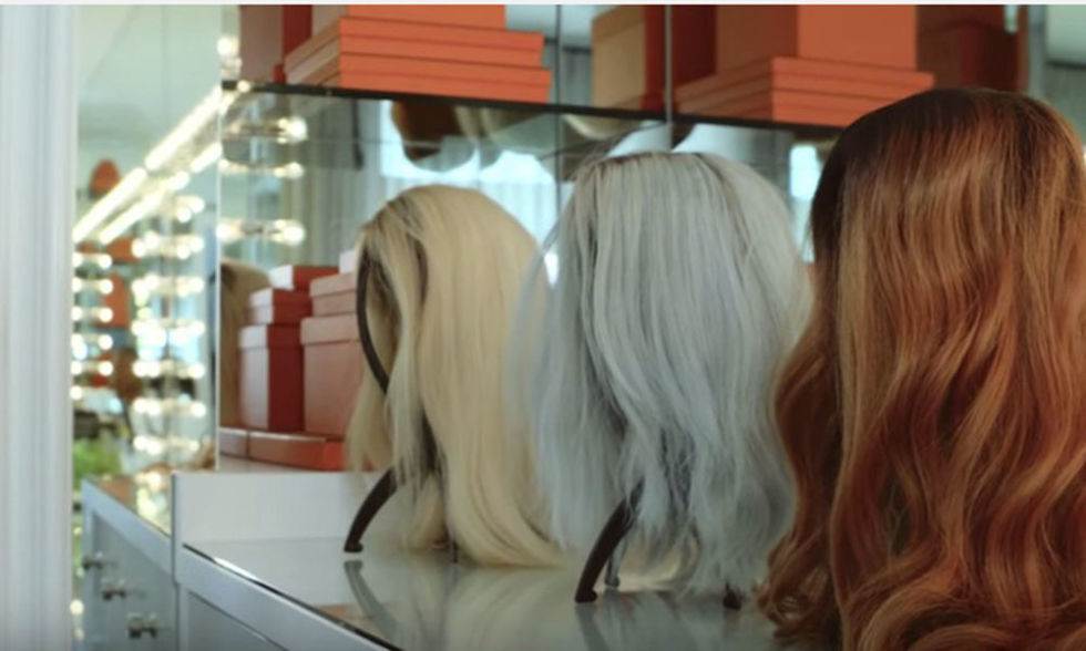 Kylie Jenner gives fans a peek inside her 'Glam Room'