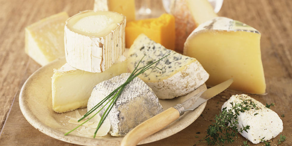 Eating cheese could be the secret to a long life