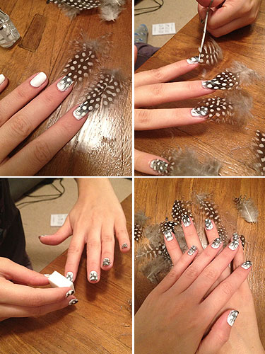 Easy Cute Nail Art Middot And