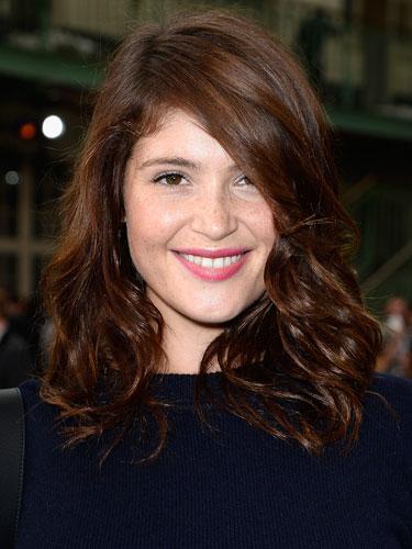 Hair News Gemma Arterton Enjoys Her Fringe Benefits In