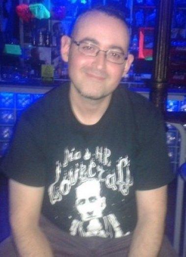 camiseta día de lovecraft