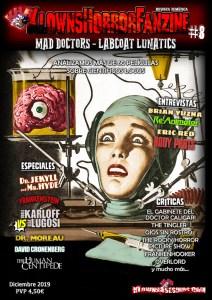 klowns horror fanzine