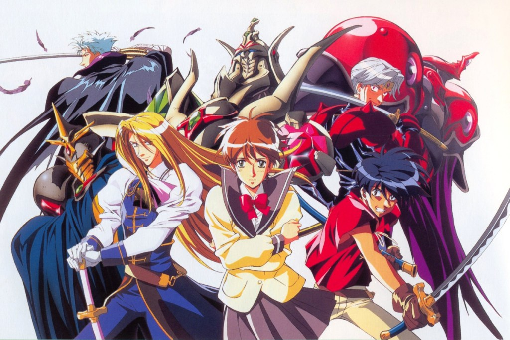 escaflowne bandas sonoras destacadas anime
