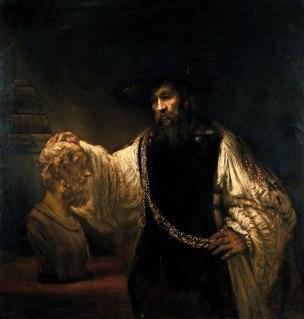 aristotle homer