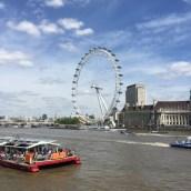 Uiiii! London zeigt sich von seiner besten Seite.