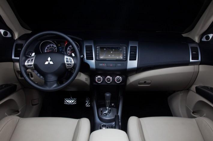 2012 Mitsubishi Outlander GT