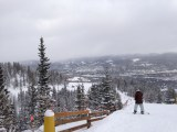 View from Rocky Mountain SuperChair