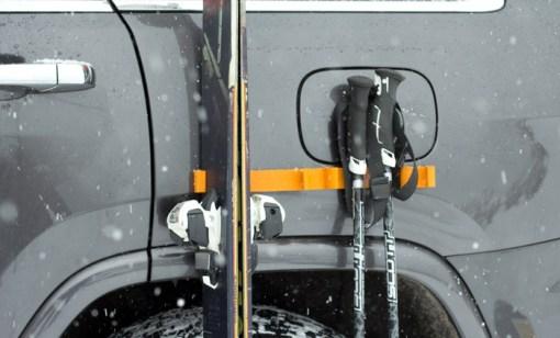 New Ski Bumper