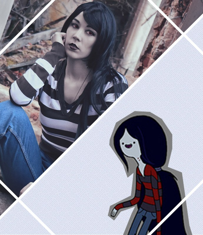Marceline – Adventure Time