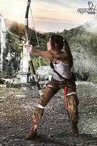 lara croft tomb raider nude