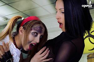 Alice vs. Zoombie