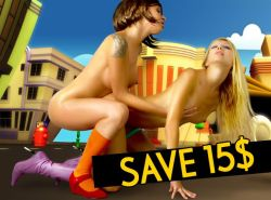 Special discount offer! Join CosplayErotica and save 15 usd!