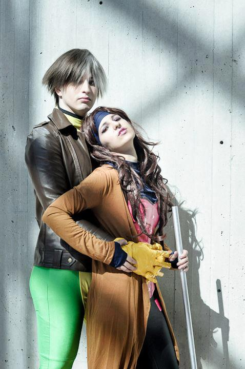Male Rogue with a Female Gambit