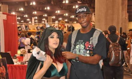 2014 Phoenix Comic Con: Interviews with Ivy Doom Kitty, Lindsay Elyse, Danny Slavin and more