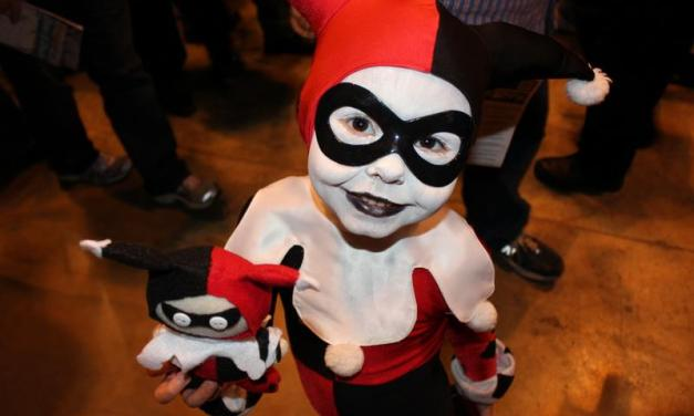 Kid Cosplay: Cute But Deadly