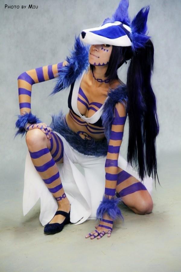 Otaku House Cosplay Idol Stacy Kyoken Maniwa From