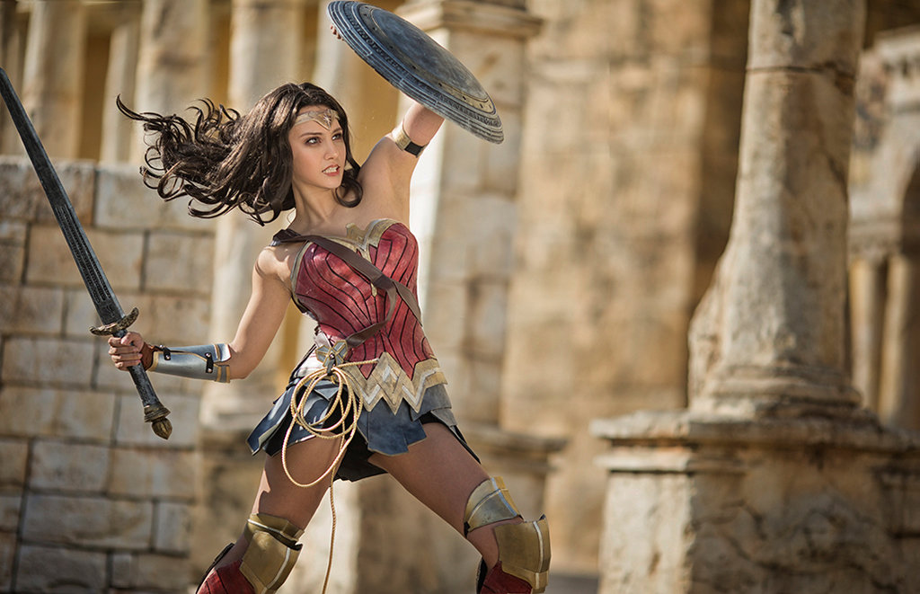 [Cosplay&More] – Wonder Woman by the gorgeous Kilory