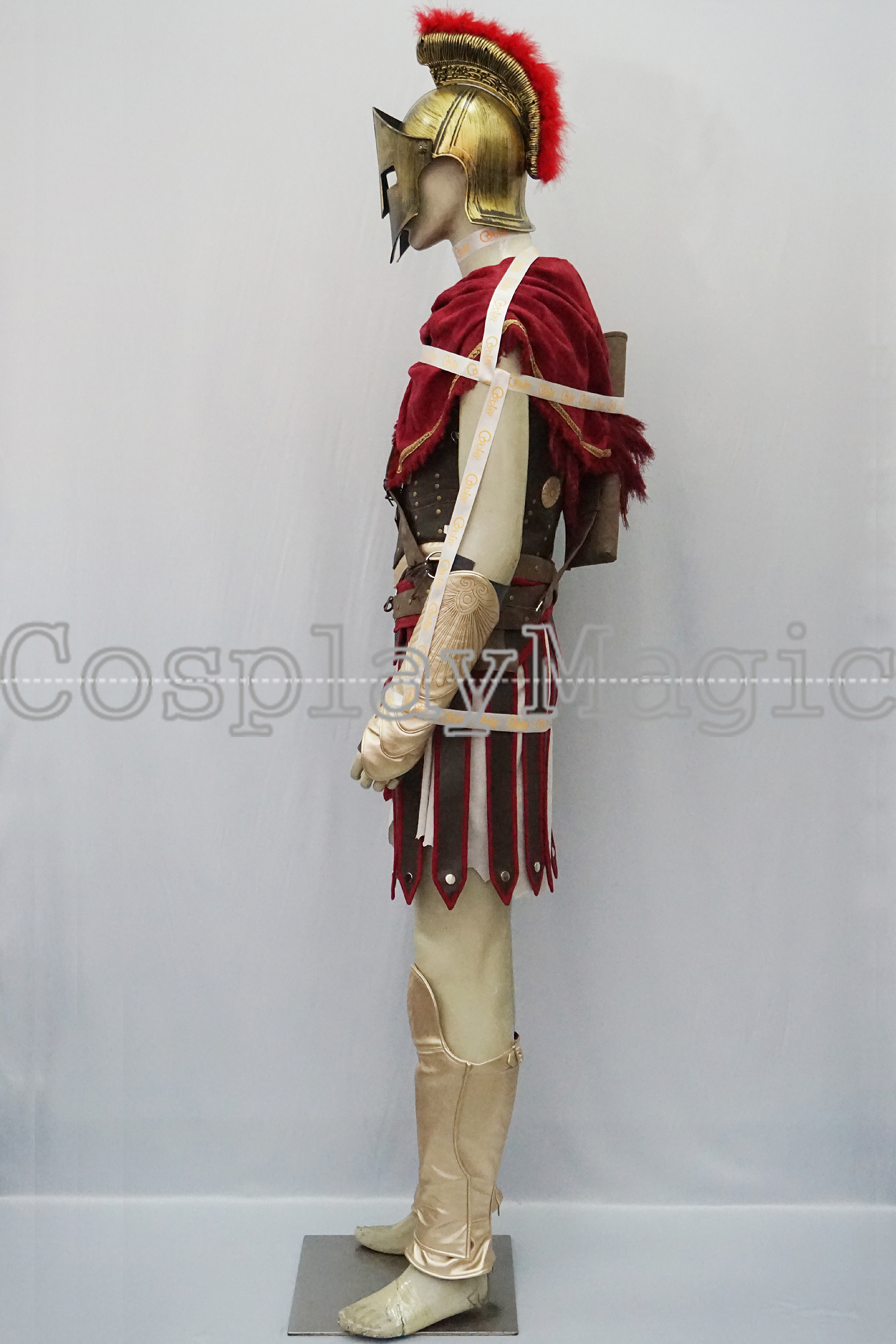 Assassin S Creed Odyssey Alexios Cosplay Cosplaymagic Com