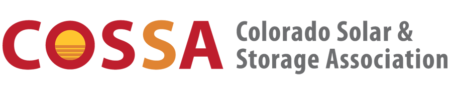 Colorado Solar Storage Association COSSA