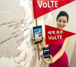 iOS8.3 iPhone5s で VoLTE を利用可能か?
