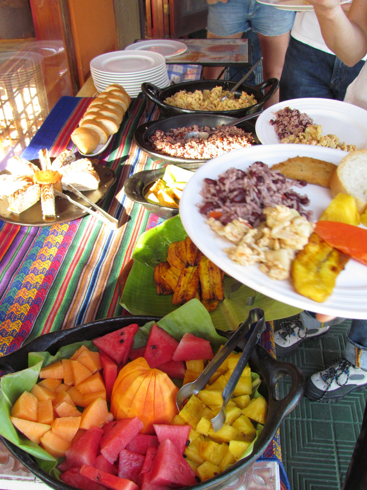 Traveler S English To Costa Rican Spanish Food Dictionary
