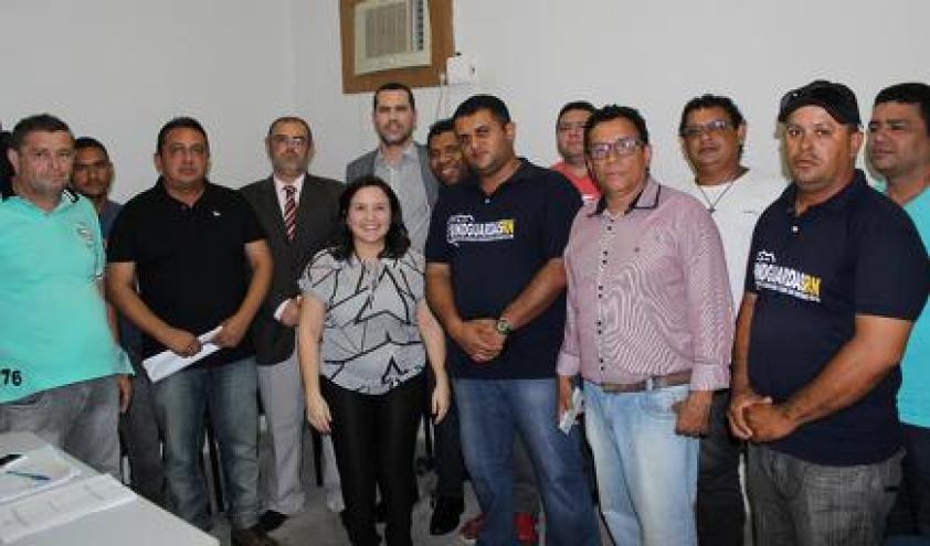 Guarda Municipal encerrou greve de cinco meses depois de dialogar com a prefeita (Foto: Jailton Rodrigues)
