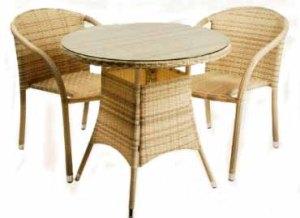 Muebles de Ratán