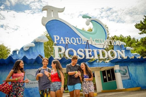 Parque Acuatico Poseidon Santa Teresita
