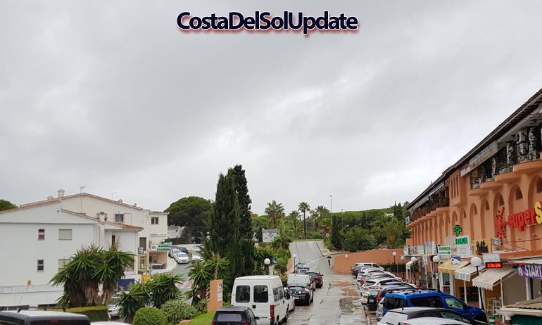 Calahonda Storms