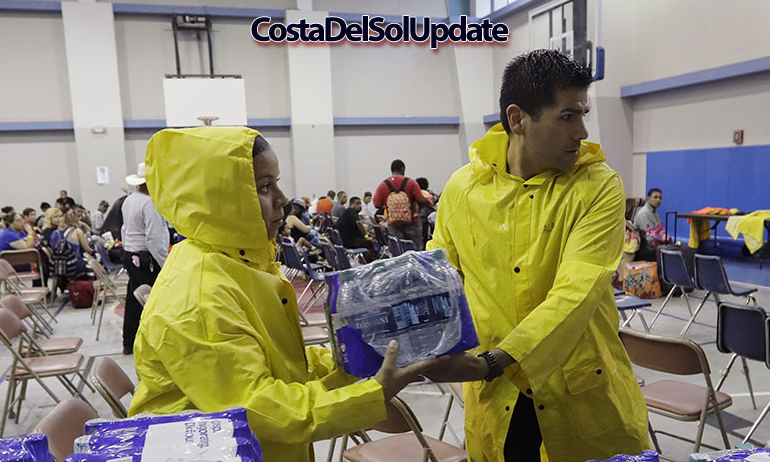 Relief Effort Launched For Costa Del Sol Storm Victims