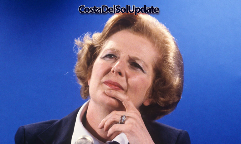Outrage Over Plans For Margaret Thatcher Statue In Spain