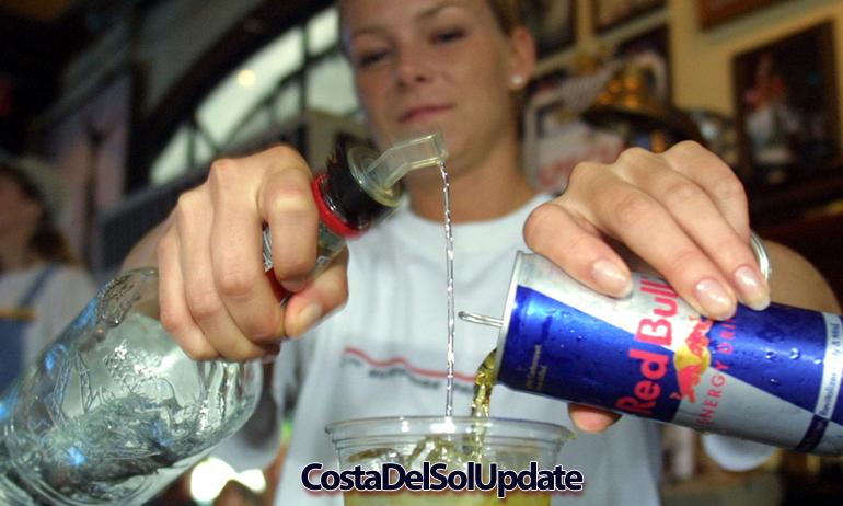 Smirnoff Red Bull