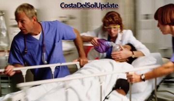 Spanish Man Hospitalised By Violent British Pensioner