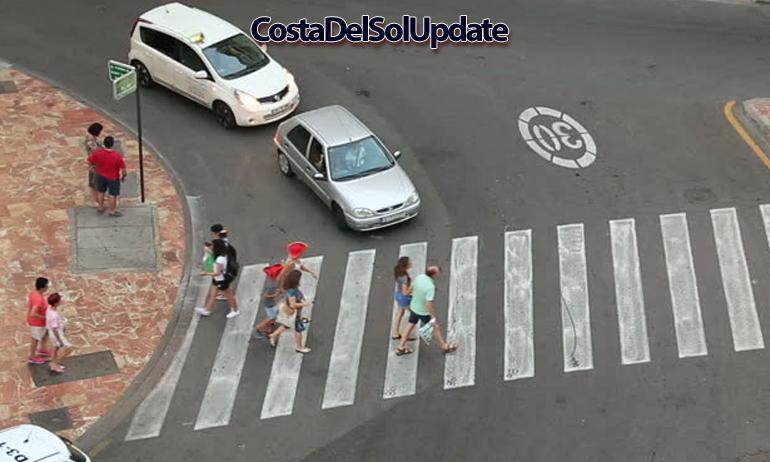 Pedestrians Estepona