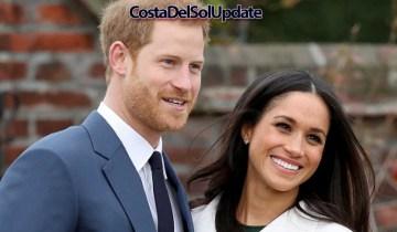 Prince Harry And Meghan To Honeymoon In Spain