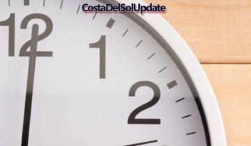 Torremolinos Won't Turn Back Clocks This Weekend