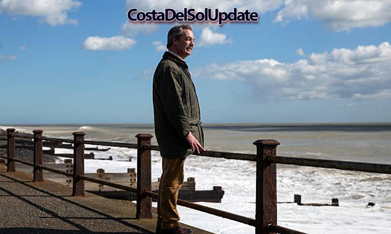 Nigel Farage Beach