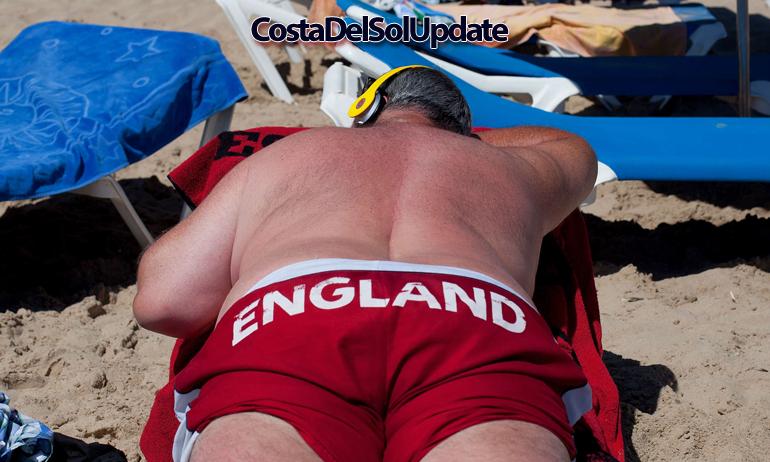British Man Beach