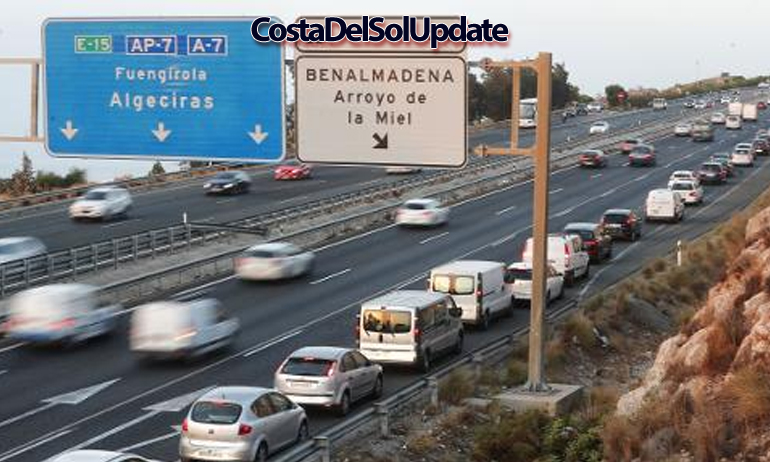 Spanish Government Gives Advice To British Drivers