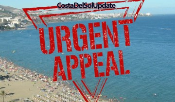 Urgent Costa Del Sol Appeal Launched