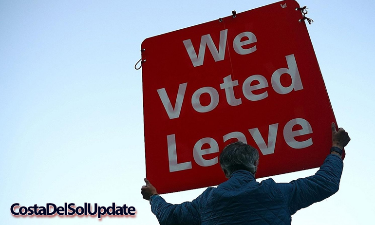 Brexit Leave Voter