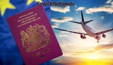 Fury Over Brexit Visa For Brits Visiting Spain