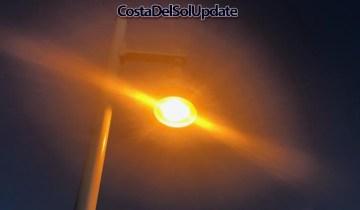 New Malaga Christmas Lights Ridiculed