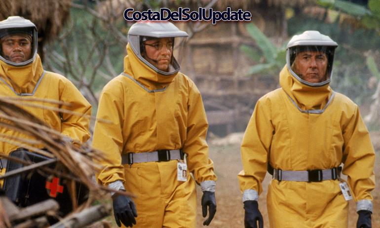 Epidemic Reaches Costa Del Sol