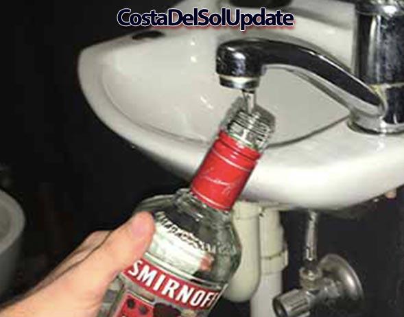 Watered Down Vodka